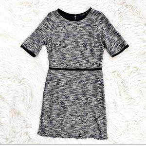Stitch Fix THML metallic tweed dress